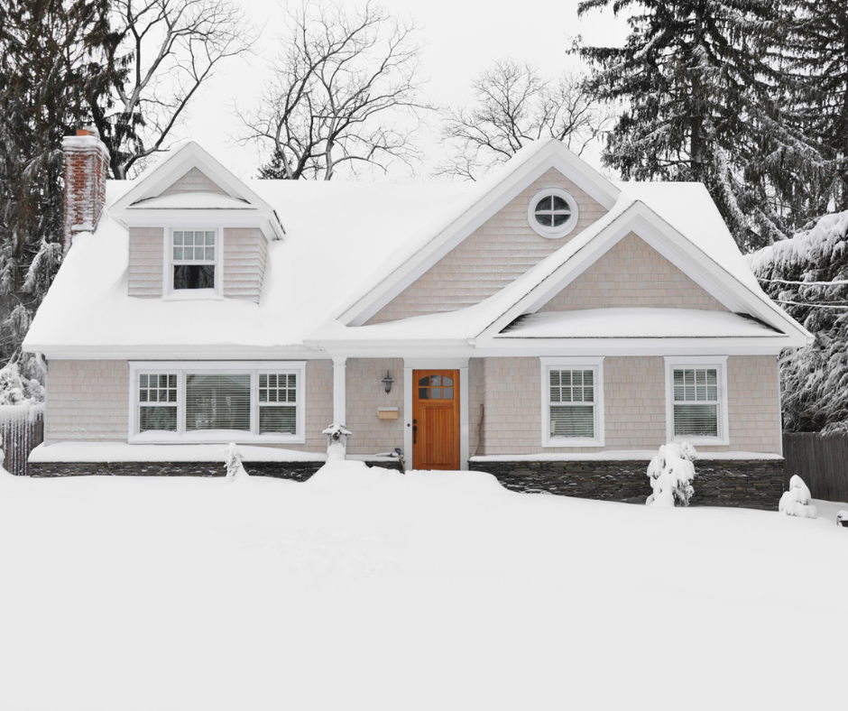 5 Winter Home Selling Tips to Elevate Curb Appeal 1