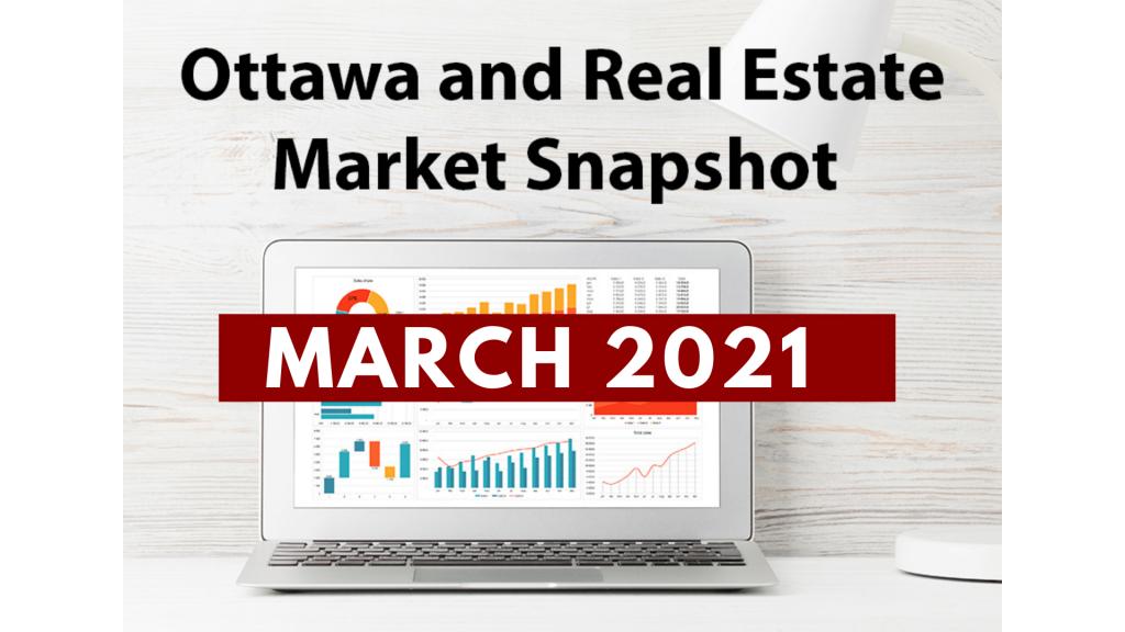 Ottawa and Real Estate Market Snapshot March 2021 3